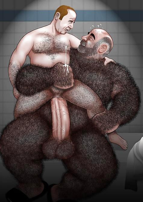 Ponny tail having asian brunette sucking a shaved cock