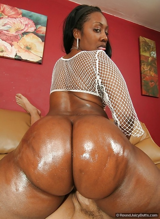 Phat ass ebony