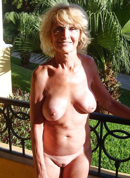Nude Granny, Free Grandma Sex, Naked Old Woman
