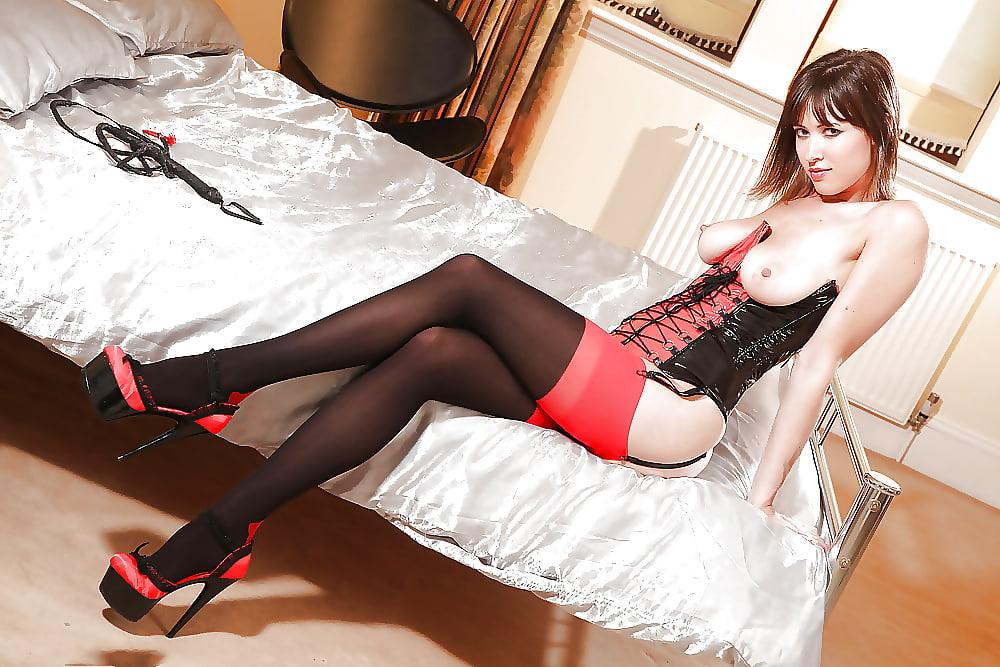 Sexy stocking nympho, dawn allison flashing vids