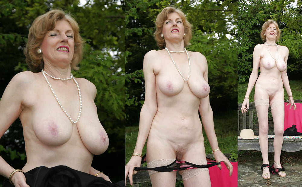 Pictures of naked mature english country women