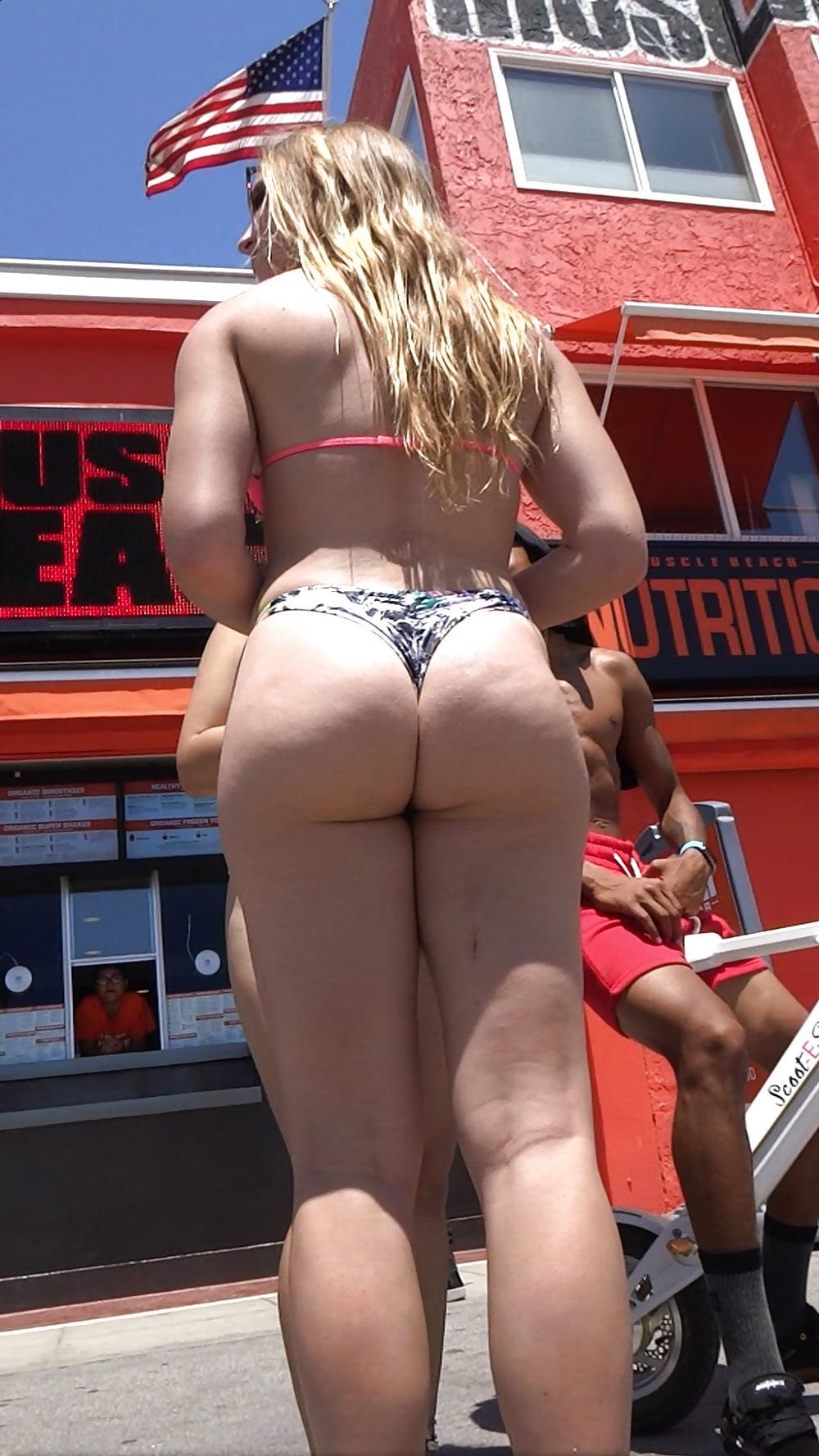 Bubble butt bikini