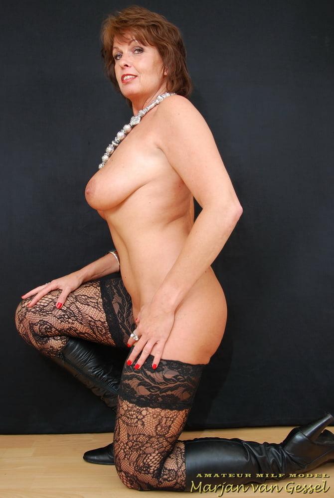 Sexy dutch big breasted milf nn