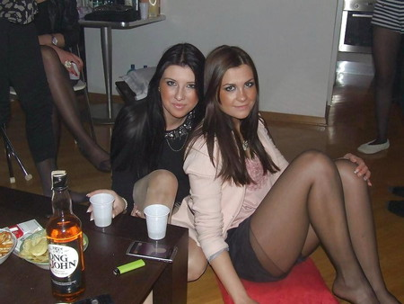 Pantyhose Girls #5