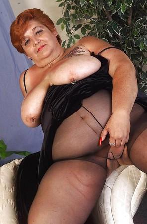Granny Schlampen
