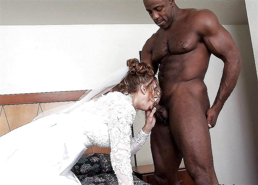 как ебут негры на свадьбе невесту чувство что она