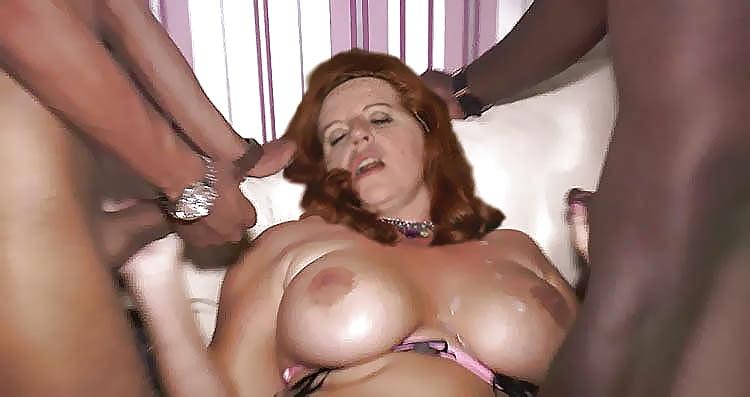 Big natural Porn mature bondage würde