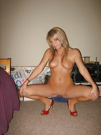 HOT Blonde teen