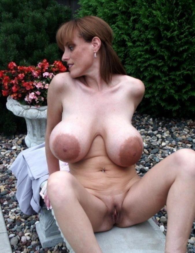 Mature huge tit nude, girl in a footie