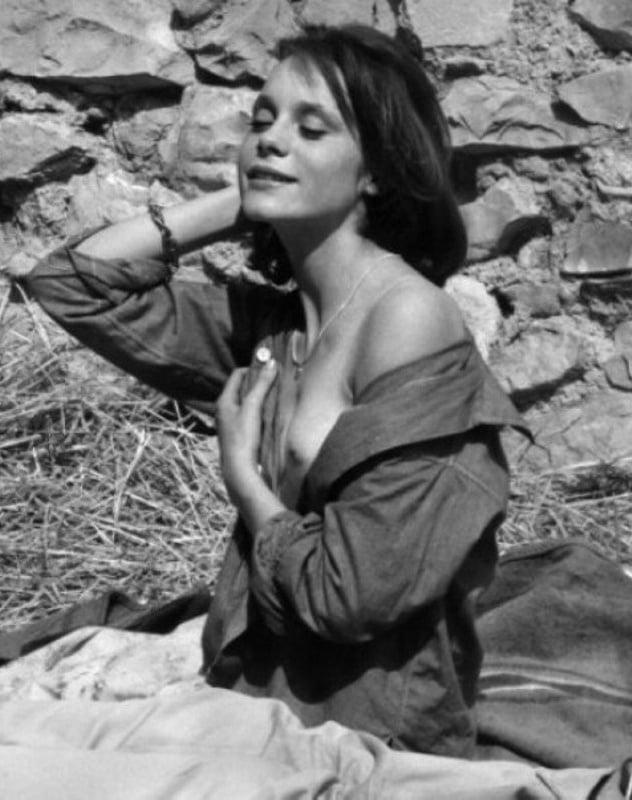 Françoise Dorléac  nackt