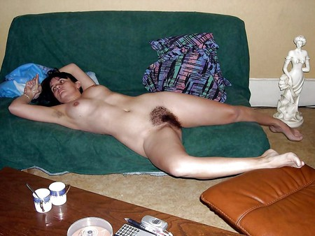 Amateur Hairy Pussy 6