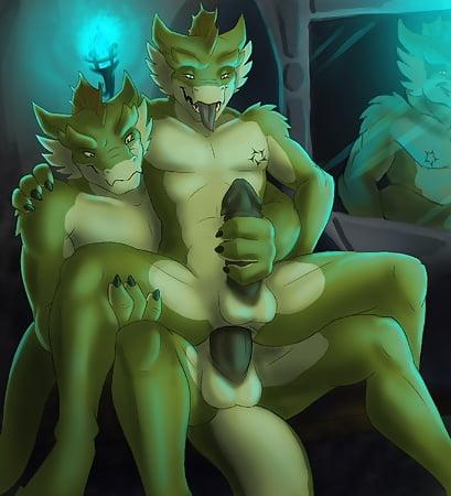 Gay dragon furry porn