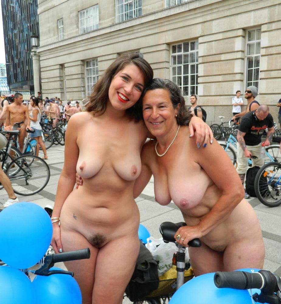Long hair big tits nude