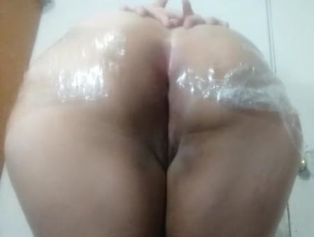 big butt and chubby anal play