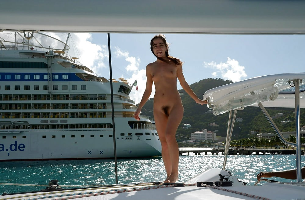 Naked Cruise Pic