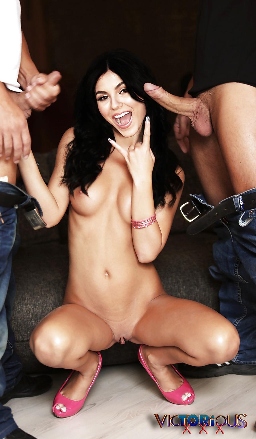 Девки порно порно с викторией клыпой секс