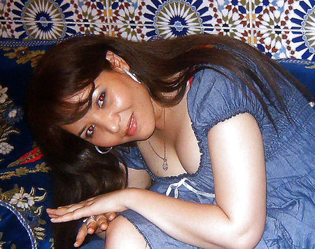Firdaous Morocco Girl Cum On Her