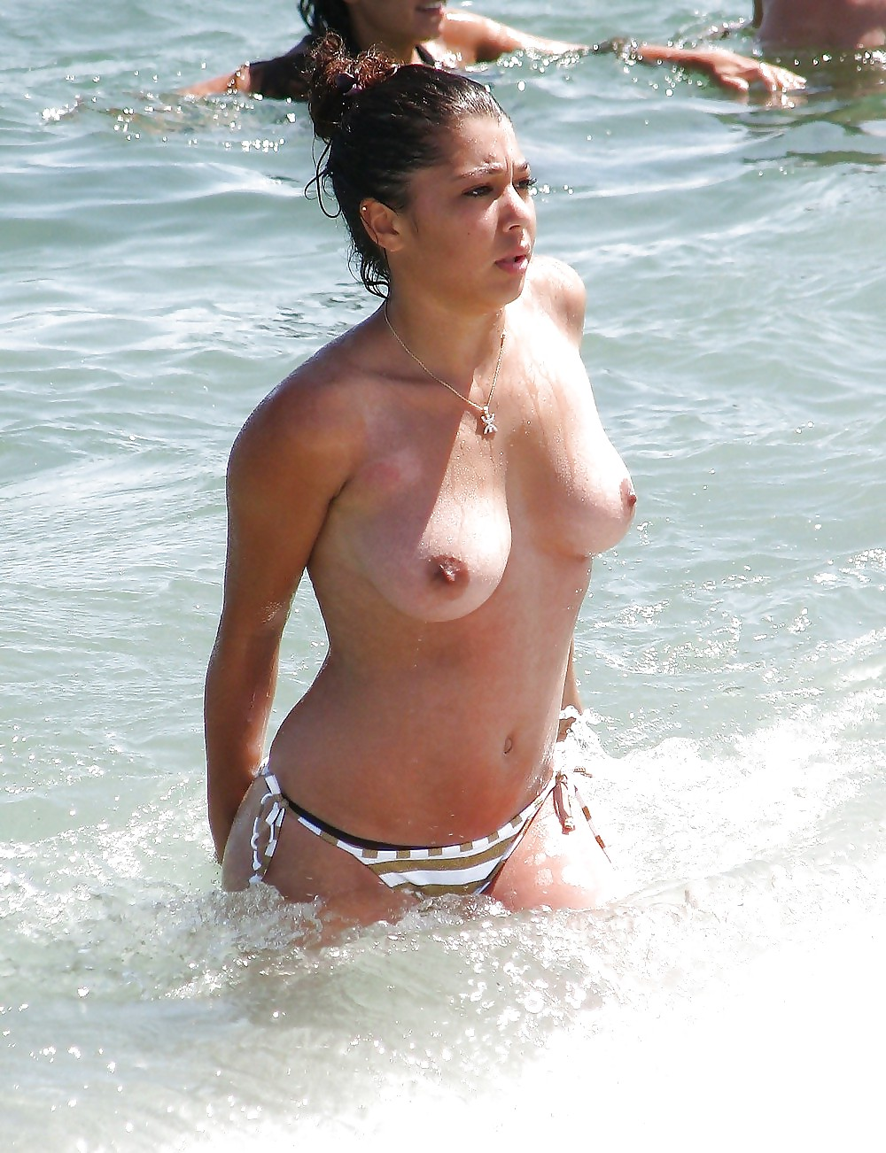 Best tits nude beach-7727