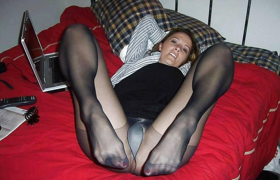 Amateur Pantyhose Nylon Pic Pornky 1