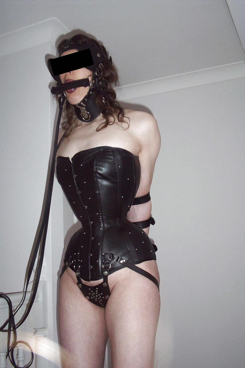 Corset bondage lists 3