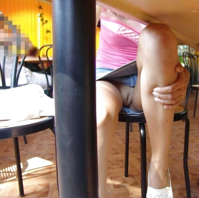 Upskirt hidden camera images