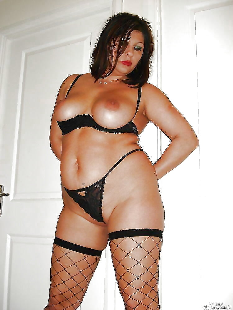 And sexy chubby nude lingerie girl porn