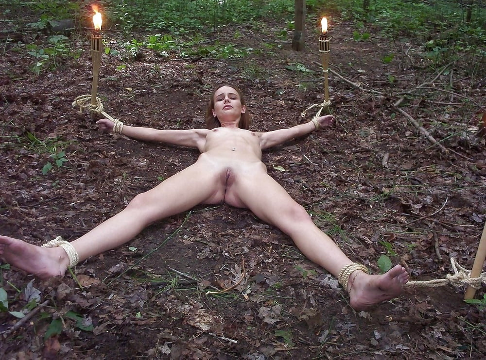 Erotic movies forced naked walk outdoor bdsm