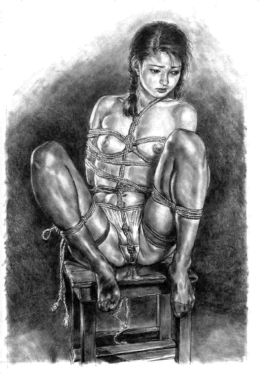 Luna rodriguez y dracox shibari erotic show en el feda 2015 - 5 1