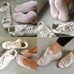 Sneakers & Socks FOR SALE