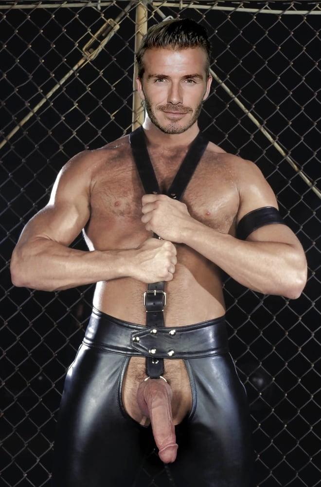 Finest David Beckham Naked Png
