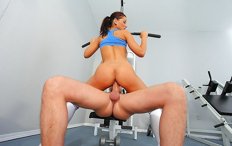 Gym Shemale Porn