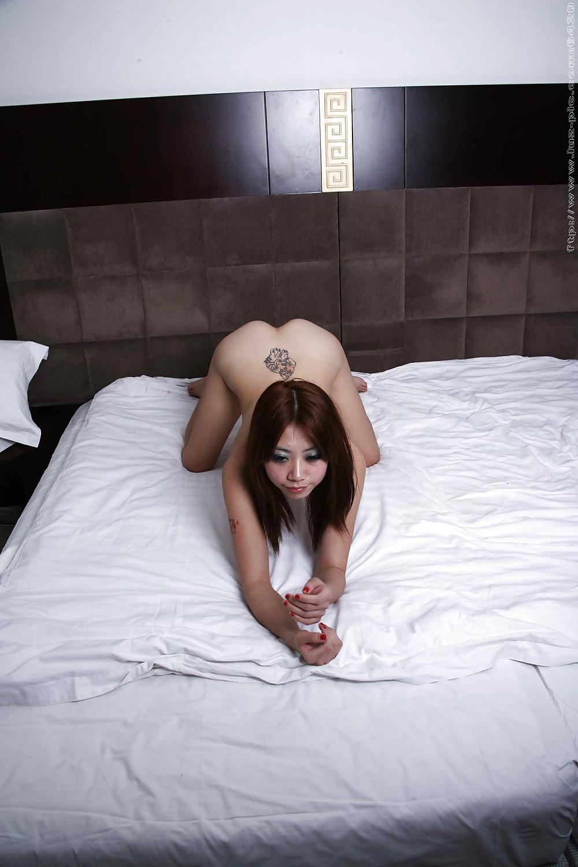 Beautiful girl asian nude-1244