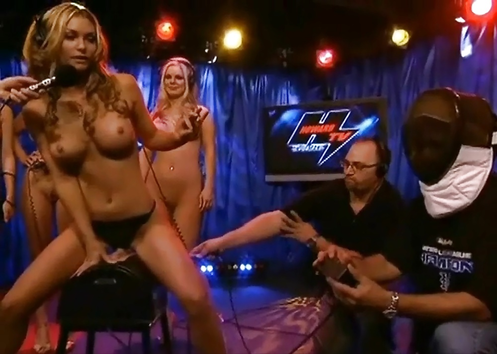 The howard stern show nude pics, page
