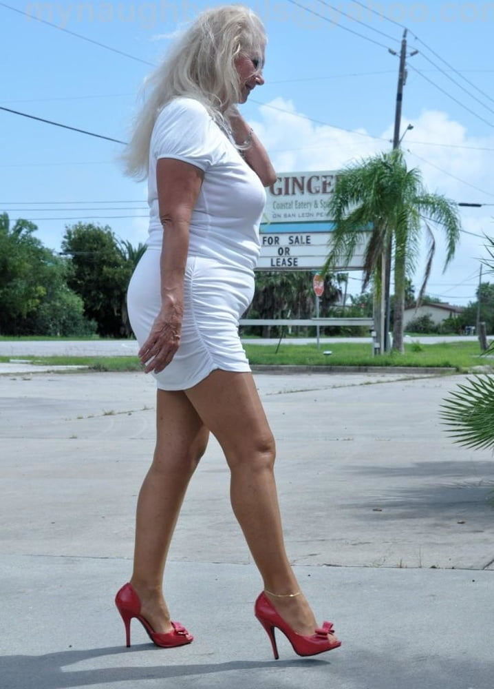 Mature Ladies Dressed But Sexy 88
