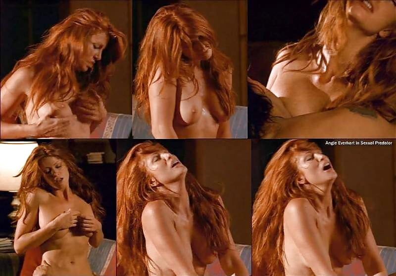 Angie everhart porn pic