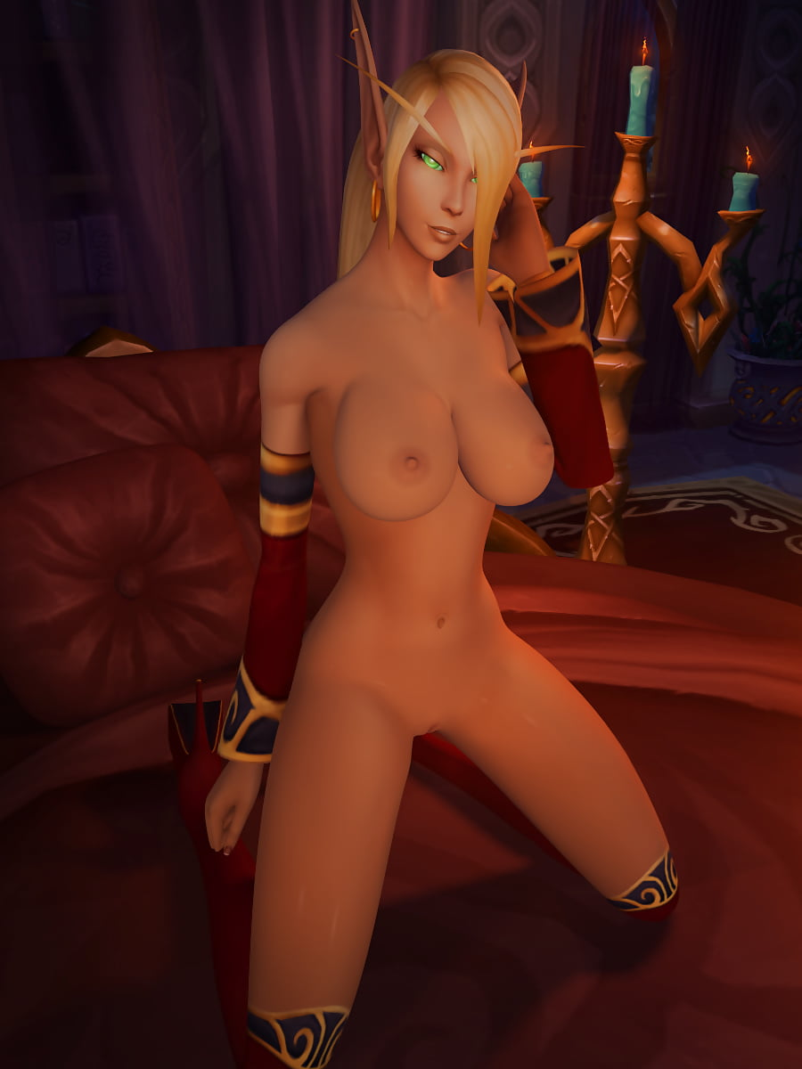 Naked female blood elf fuck, squirting hentai lesbians