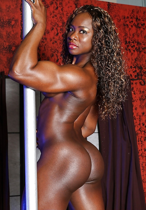 Naked muscle angel young pussu