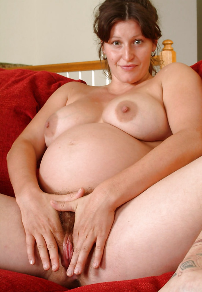 Mature pregnant wife naked