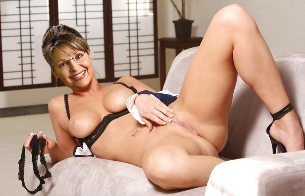 Sarah Palin Fake Nude Celebs