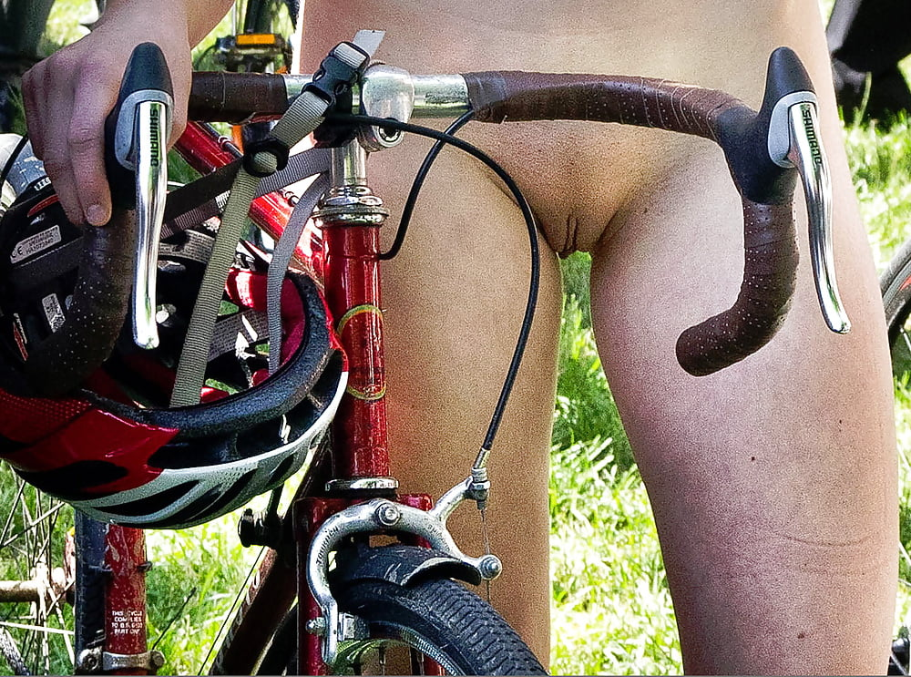 Fucking bicycle seat