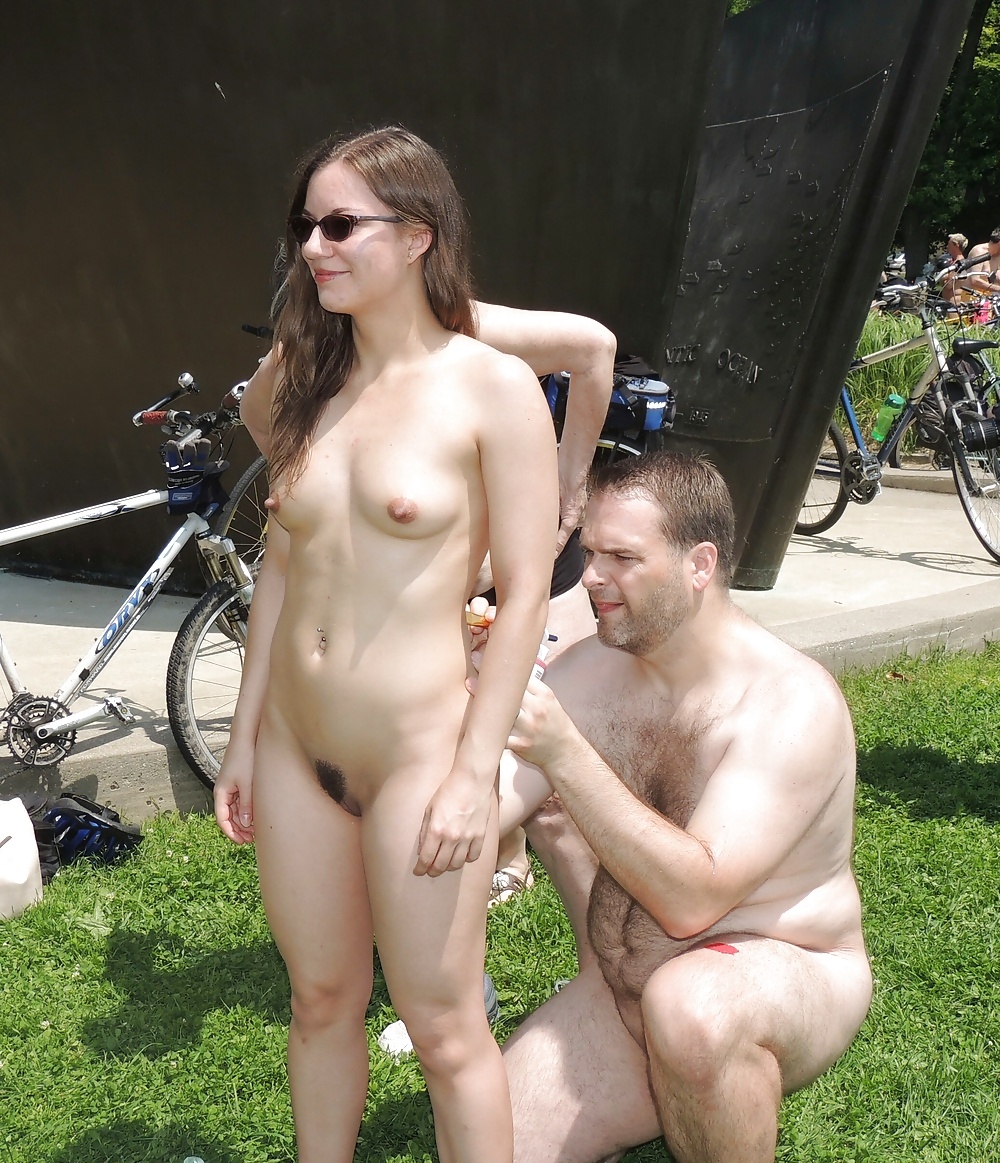 Nude people having porn — photo 10