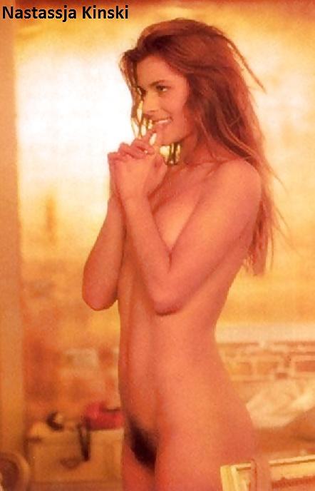 Has nastassja kinski ever been nude
