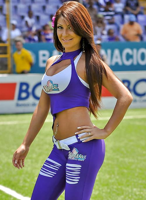 Sexy South American Girl