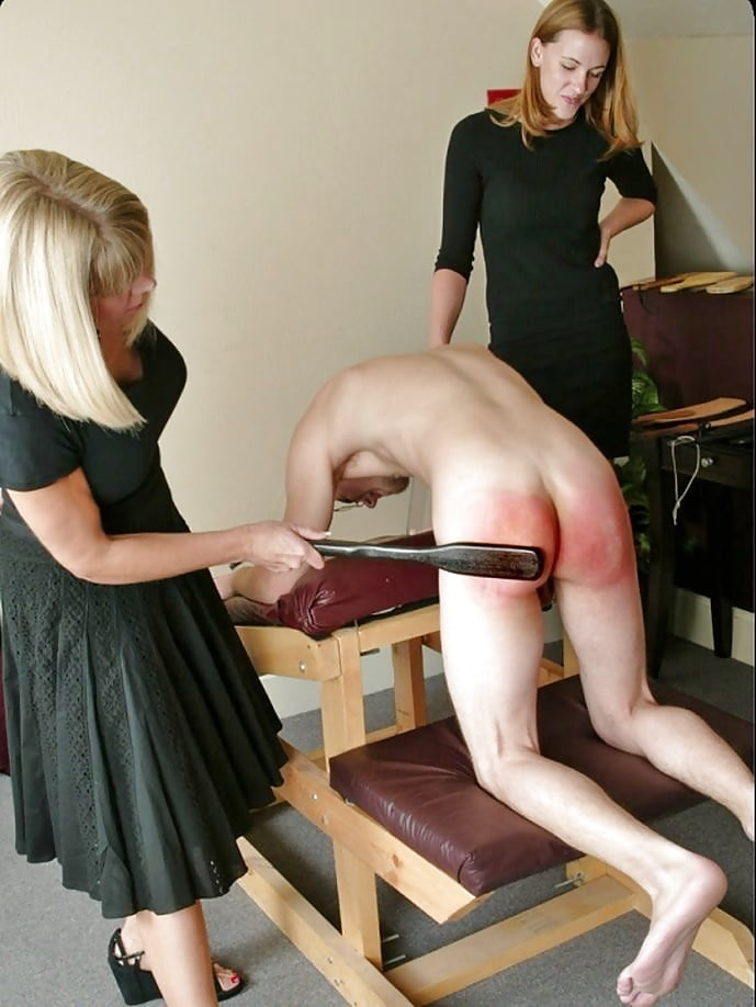 Fetish wear husband discipline spanking orgasm control