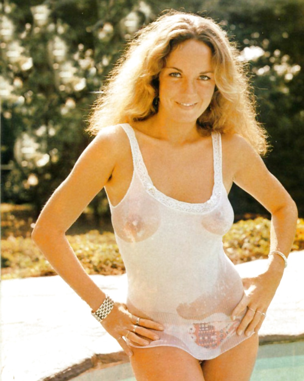 Naked pics of catherine bach
