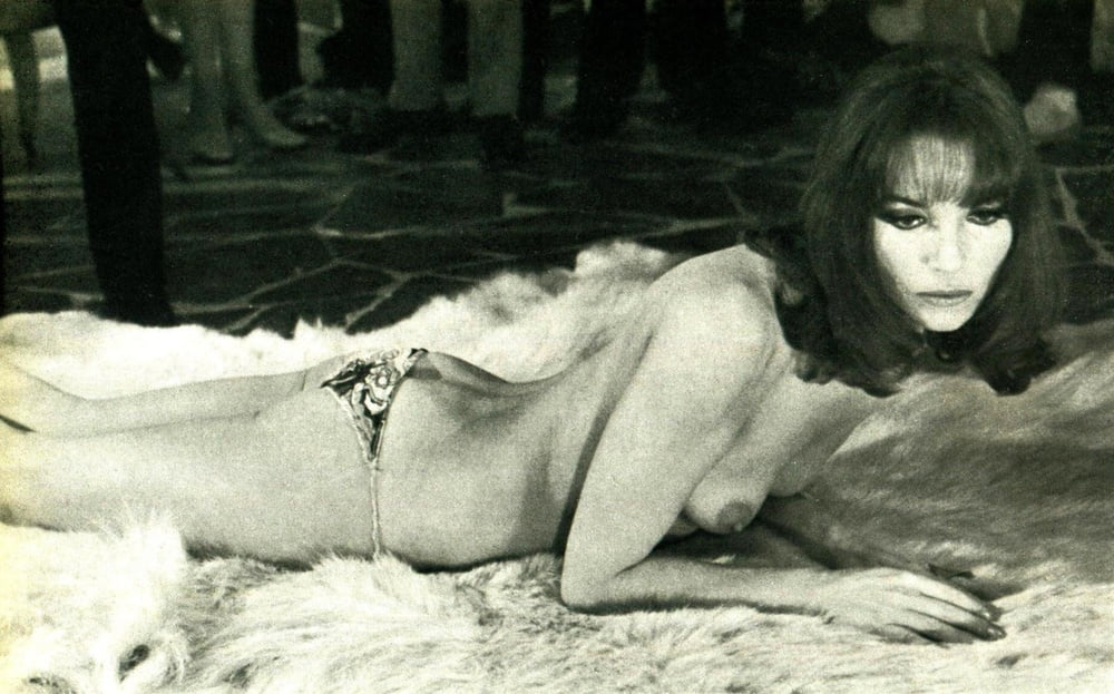 Martinelli  nackt Elsa 1963 in