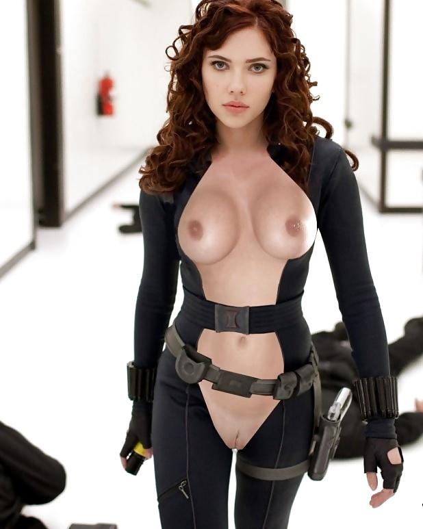 Scarlett johansson fake nudes