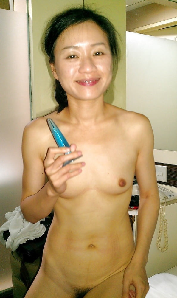 Photos of my naked asian wife — pic 10