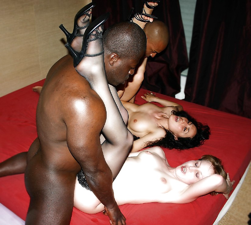 Swingers with blackmen — photo 10