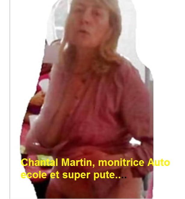 Chantal pute Auvergnate